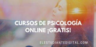 cursos online de psicología gratis