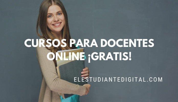 diplomados en linea gratis para maestros