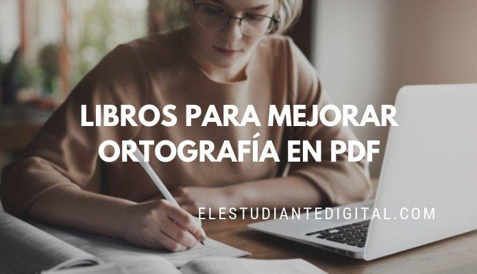 libro de ortografia pdf