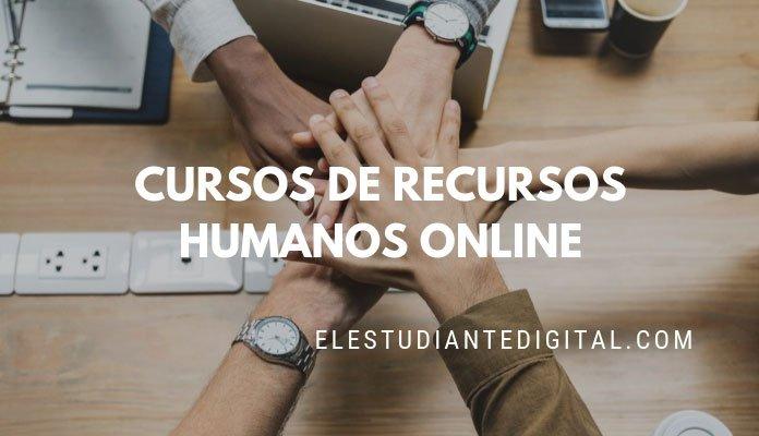 cursos recursos humanos online