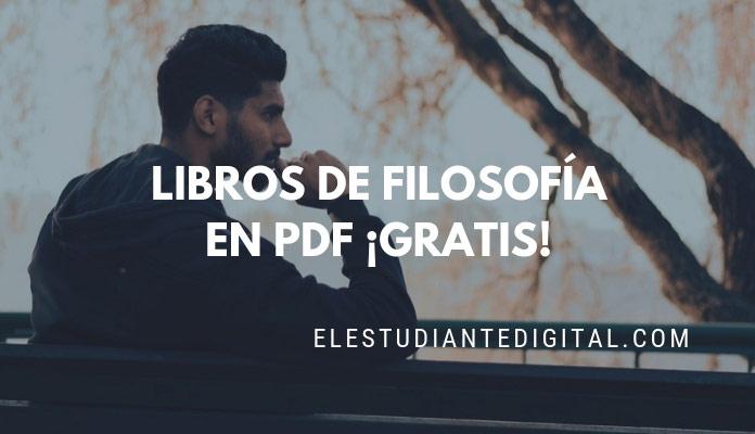 libros de filosofia pdf