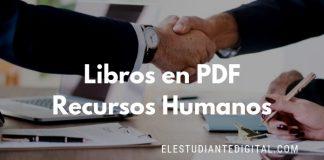 administracion de recursos humanos pdf