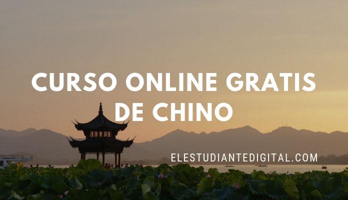 curso chino online gratis
