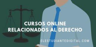 cursos derecho online gratis certificados