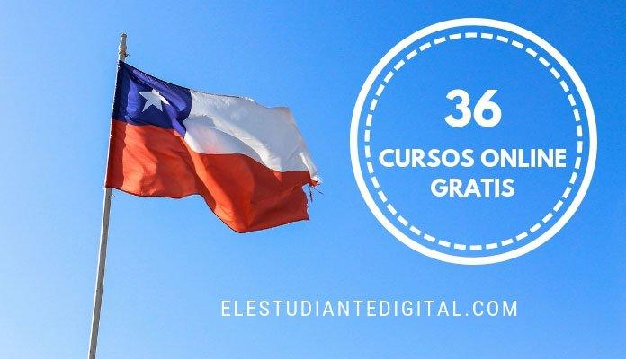 495cce870 36 cursos online gratis certificados por Universidades Chilenas 2019