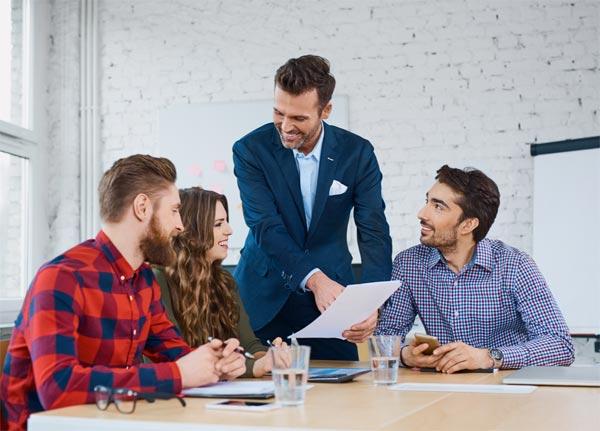 curso de liderazgo y trabajo en equipo