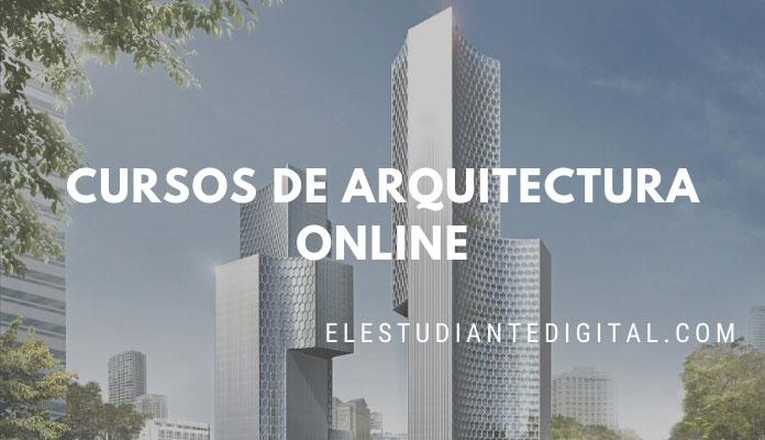 cursos arquitectura