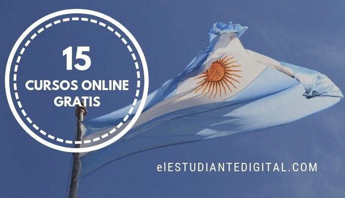 cursos online gratuitos con certificado argentina