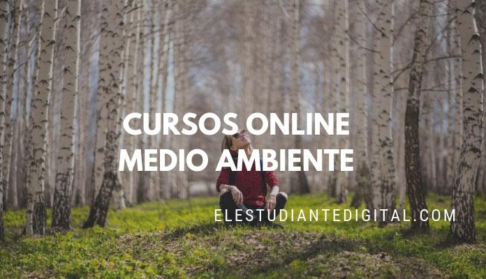 cursos online medio ambiente