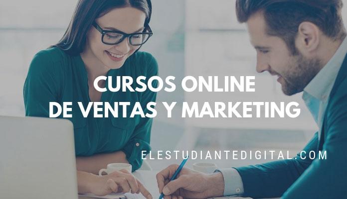 cursos online marketing y ventas