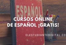 aprender español online gratis