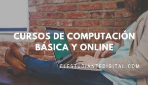 cursoS de computacion gratis