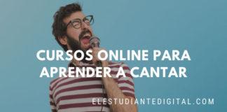 cursos online de canto