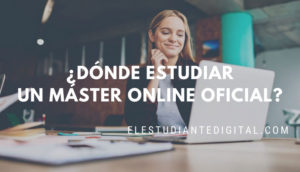 master oficial online educacion