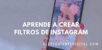 cursos online hacer filtros instagram