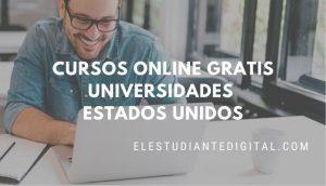 cursos online universidades estados unidos
