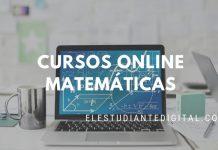cursos online gratis matematicas