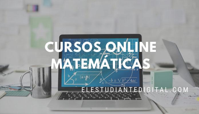 5 Cursos Online Gratis De Matemáticas Enseñar Y Aprender