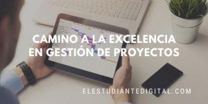 camino a la excelencia en gestion de proyectos-curso