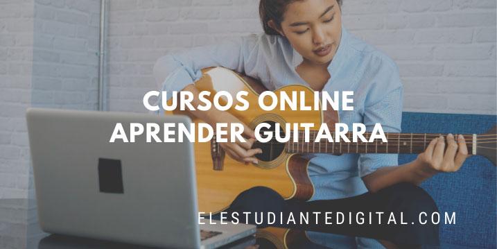 cursos de guitarra online